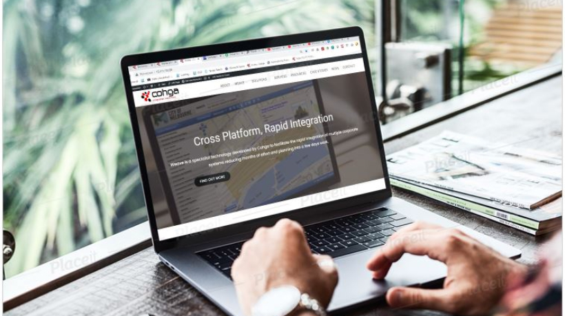 Cohga Home Page2