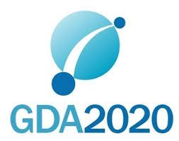 GDA2020 Logo